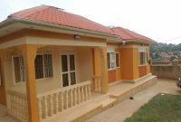 front view of ntinda house for sale