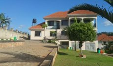 Entebbe house for sale with spacious compound