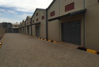 Warehouses for rent in Luzira Kampala