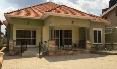 Front view of house for sale in Najjera