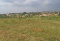 plots of land for sale in Gayaza