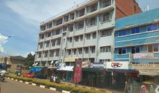 commercial building for sale in Entebbe
