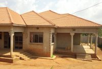House for sale in Namugongo Sonde
