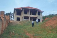 Shell house for sale in Akright Entebbe Road