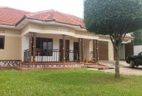 House for sale in Najjera with 4 bedrooms on 25 decimals