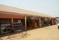 Shops and lodge for sale in Ndeeba