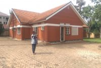 House for sale in Kyambogo on 30 decimals At 300,000 USD