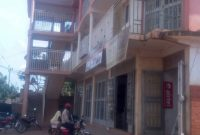Commercial building for sale in Kawempe 800m