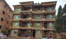 Apartment block for sale in Buziga making 20m monthly at 1.4 billion
