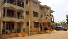 Apartment block for sale in Kira making 10m monthly at 1.2 bn