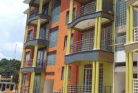 Apartment block for sale in Konge Buziga making 22m monthly