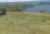 lake shore land for sale in Mukono 7m