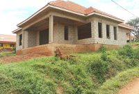 4 bedroom shell house for sale in Namugongo 200m