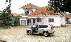 5 bedroom house for sale in Kyaliwajjala 800m on 2.3 acres