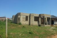 7 bedroom shell house for sale in Nkumba Entebbe road 150m