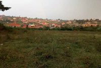 60 Decimals of land for sale in Kira Nsasa at 110m