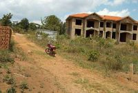 50x100ft plot of land for sale in Sonde 50m