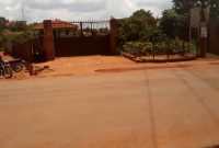 This is 25 decimals of land for sale in Ntinda 850m
