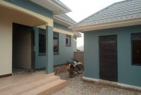 3 Bedroom house on 17 decimals for sale in Kitende 380m