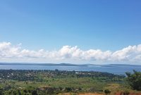 30 decimal Lake view plots of land for sale in Lubowa 270m