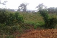 100x100ft plot of land for sale in Garuga with a lake view 75m