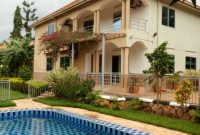 5 bedroom house for sale in Naguru with pool 600,000 USD