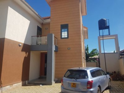 4 bedroom house for sale in Kiwatule at 680m shillings
