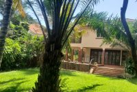 5 bedroom house for rent in Muyenga at 2,300 USD per month