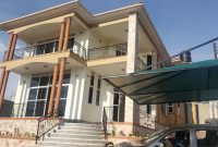 4 Bedroom house for sale in Muyenga on 50x100ft going for 750m Shillings