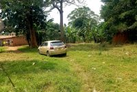 87 decimals plot of land for sale in Namugongo near the Anglican Shrine at 410m