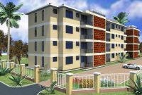 16 units apartment block for sale in Buto Bweyogerere at 1.8 billion shillings