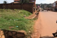 50x100ft commercial plot of land for sale in Bukoto at 700m