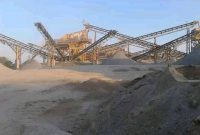 6 acre operational stone quarry for sale in Bombo at 4 billion shillings