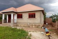 2 bedroom house for sale in Namugongo Sonde at 46m shillings