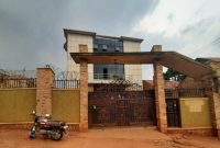 12 units apartment block for sale in Rubaga 10.8m monthly at 1.5 billion shillings