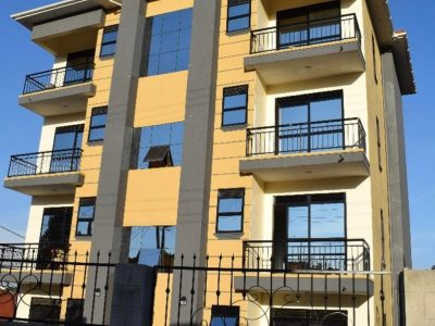8 units apartment block for sale in Najjera at 750m