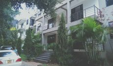 9 units apartment block for sale in Muyenga Bukasa 10,800USD monthly at 800,000 USD
