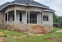 3 bedroom shell house for sale in Kasangati Kiti at 150m on 25 decimals