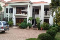 5 bedroom lake view house for sale in Buziga 20 decimals at 350,000 USD