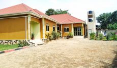 5 rental units for sale in Namugongo on 20 decimals at 350m shillings