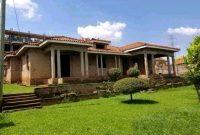 4 bedroom shell house for sale in Naguru 43 decimals 600,000 USD