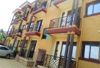 12 units apartment block for sale in Kyanja making 8.7m monthly at 1.3 billon shillings