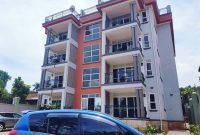 8 units apartment block for sale in Muyenga making 24m monthly at 1m USD