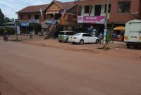 Commercial building for sale in Makindye 15m monthly at 1.8 billion shillings