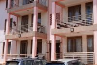 6 units apartment block for sale in Kiwatule 6m monthly at 780m