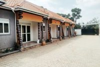 8 rental units for sale in Kyanja 4.2m monthly at 500m