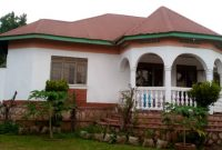 4 bedroom house for sale in Kyanja Ring road 22 decimals at 350m