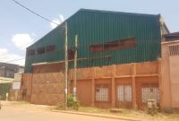 Warehouse for sale in Bugolobi Industria area 790 square meters at 400,000 USD
