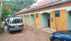 7 rental units making 2.1m for sale in Kisubi Entebbe road at 190m