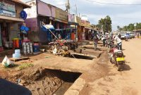 shops for sale in Luzira Kirombe 3.5m monthly at 260m